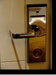 Secuirty Card Door Vancouver
