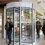 Revolving doors Vancouver
