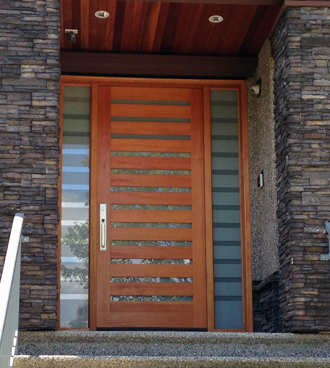 Click on the images below for a larger view. & Custom Doors and Woodworking Gallery | Vancouver | Port Coquitlam