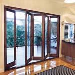 Eclipse system bifold doors