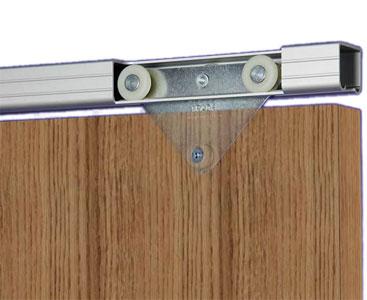 C-300 Series Sliding Door Track