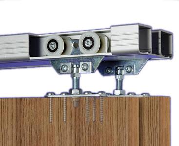 C-500 Series Sliding Door Track