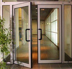 Swing Doors Double Action Condoor Systems Inc