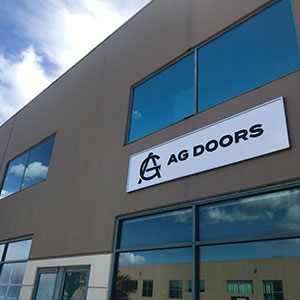 AG Doors Installation
