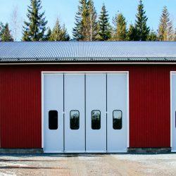 Huge Commercial Folding Doors
